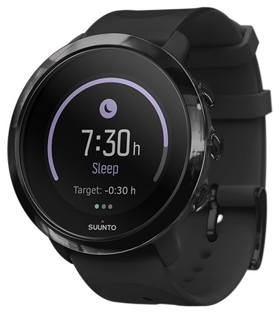 Умные часы Suunto FITNESS WATCH ALL BLACK