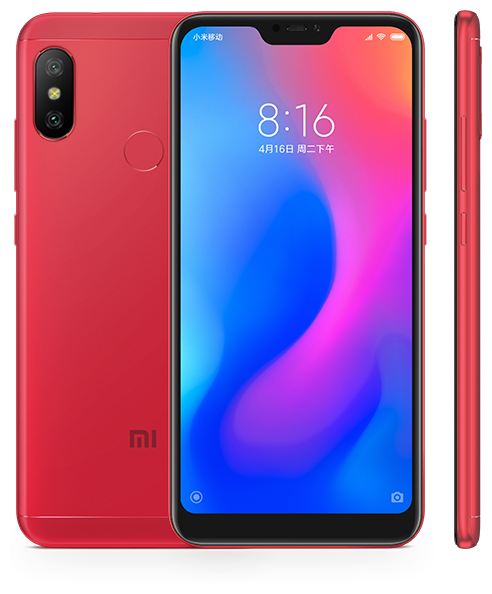Xiaomi Смартфон Xiaomi Redmi 6 Pro 4/32GB