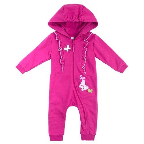 Купить Комбинезон playToday размер 56, розовый, Комбинезоны