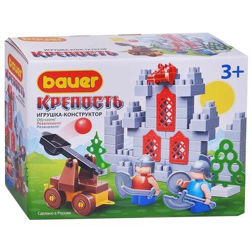 Конструктор Bauer Крепость 462 Катапульта конструктор bauer technobot 801
