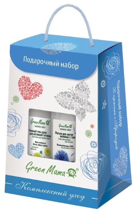 Набор Green Mama Комплексный уход