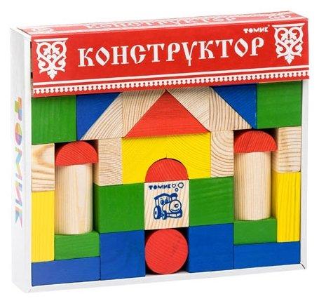 Кубики Томик Цветной 6678-43