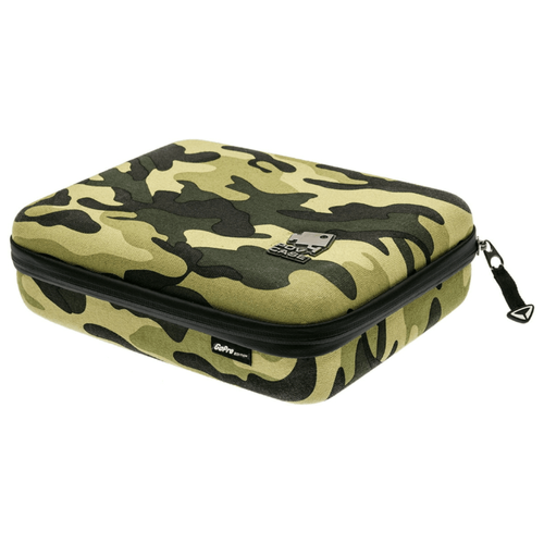 Фото - Кейс для камеры SP Gadgets POV Case small camo zipper up hooded camo quilted vest
