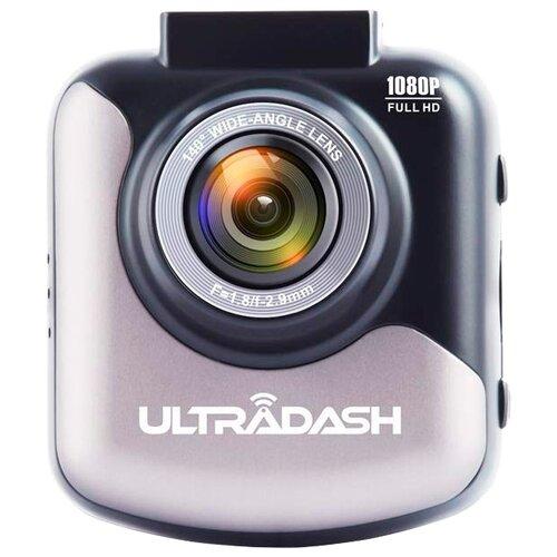 Видеорегистратор CANSONIC UltraDash C1 GPS, GPS черный/серебристый
