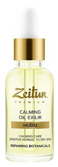 Zeitun Premium HUDU Calming Oil Elixir Успокаивающий масляный