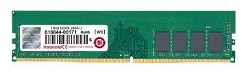 Оперативная память 4 ГБ 1 шт. Transcend JM2400HLH-4G