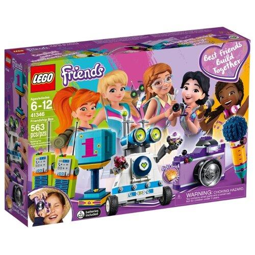 Конструктор LEGO Friends 41346 Шкатулка дружбыКонструкторы<br>