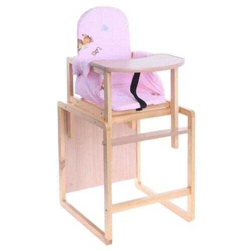 Купить Стульчик-парта ВИЛТ Алекс, розовый, Стульчики для кормления