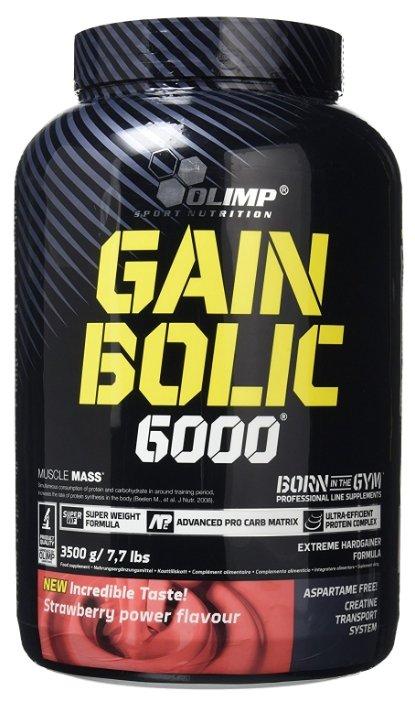 Гейнер Olimp Gain Bolic 6000 (3500 г)