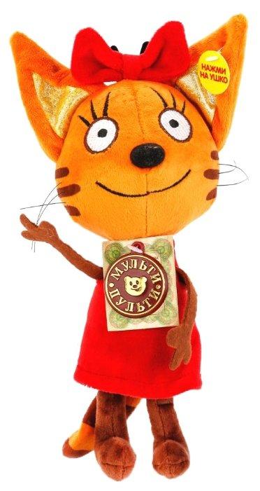 Мягкая игрушка Мульти-Пульти Три кота Карамелька 16 см