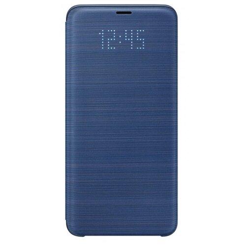 Чехол Samsung EF-NG965 для Samsung Galaxy S9+ синий