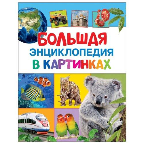 Купить Большая энциклопедия в картинках, РОСМЭН, Познавательная литература