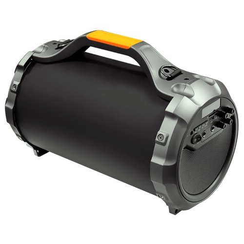 цена на Портативная акустика Ginzzu GM-882B черный
