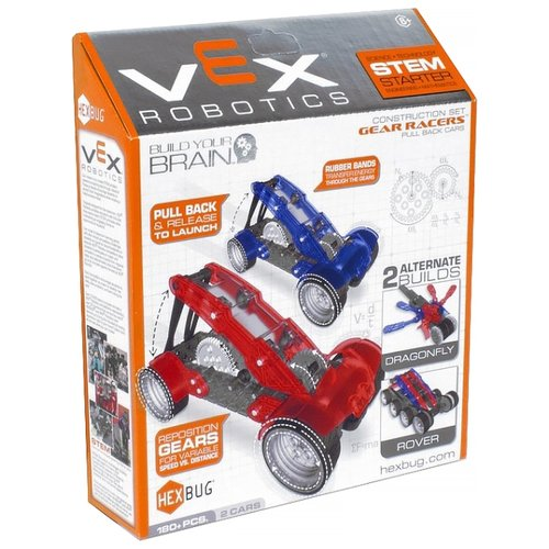 Конструктор VEX Robotics Build Your Brain 406-4577 Гоночный болид