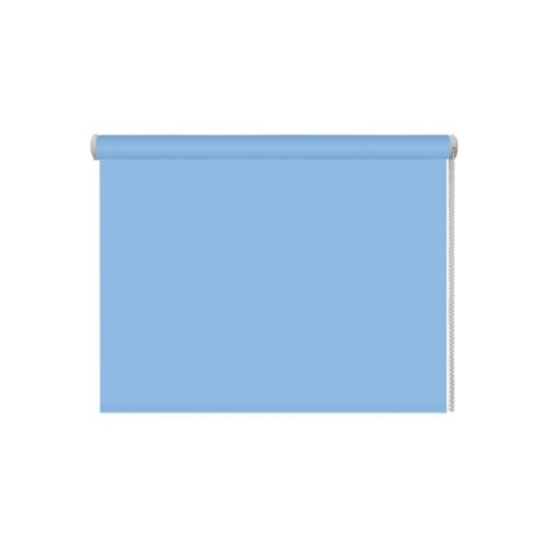 Рулонная штора DDA Универсальная однотонная (голубой), 57х160 смРимские и рулонные шторы<br>