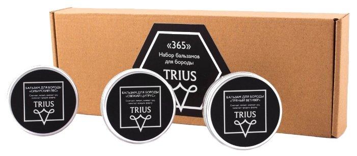 Trius Набор бальзамов для бороды 365