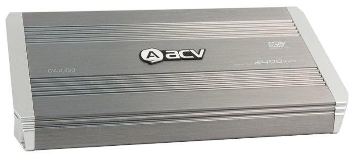 Автомобильный усилитель ACV GX-4.250