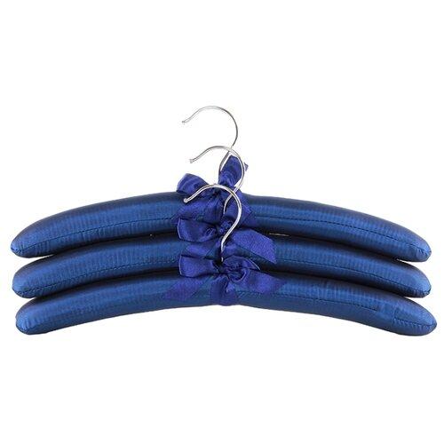 Вешалка EL CASA набор Синие с бантиком плед el casa el casa mp002xu0dv2c