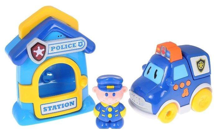 Игровой набор Navystar City Heroes Полиция 69038-A-P