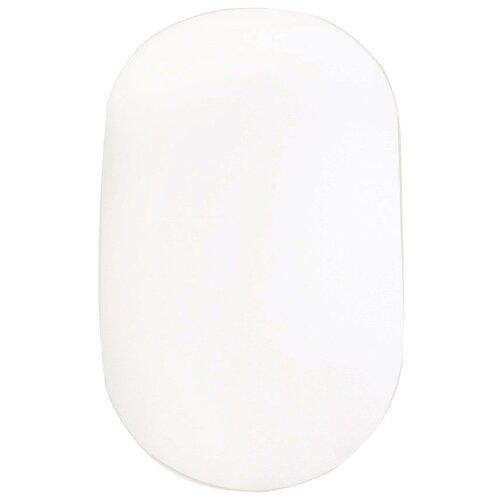 Сонный Гномик простыня овальная на резинке молочный