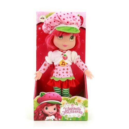 Интерактивная кукла Мульти-Пульти Шарлотта Земляничка, 30 см, STRAWBERRY CAKE01 игрушка мульти пульти шарлотта земляничка strawberry cake01