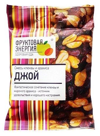 Смесь орехов и сухофруктов Фруктовая Энергия Джой 50 г