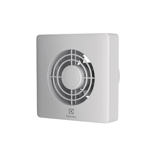 Вытяжной вентилятор Electrolux EAFS-120T, белый 20 Вт бытовой вытяжной вентилятор electrolux eaf 120t page 1