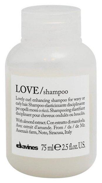 Davines шампунь Love Lovely Curl Enhancing