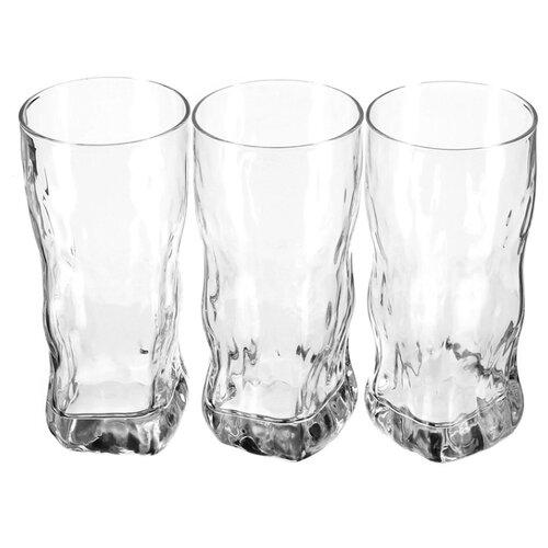 цена на Luminarc Набор стаканов высоких Icy 400 мл 3 шт G2764