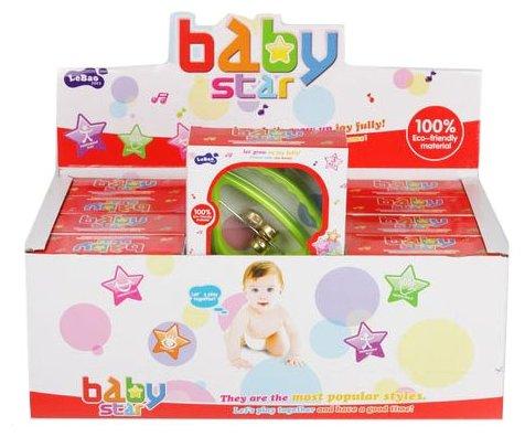Погремушка Baby Star Дисплей 824