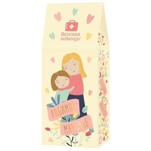 конфеты вкусная помощь от повседневного стресса 250 мл Чай красный Вкусная помощь Любимой мамочке , 50 г