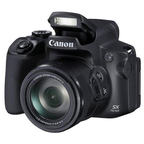 Фото - Фотоаппарат Canon PowerShot SX70 HS черный фотоаппарат canon powershot sx70 hs черный