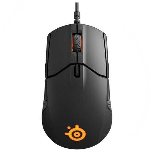 Мышь SteelSeries Sensei 310 Black USBМыши<br>