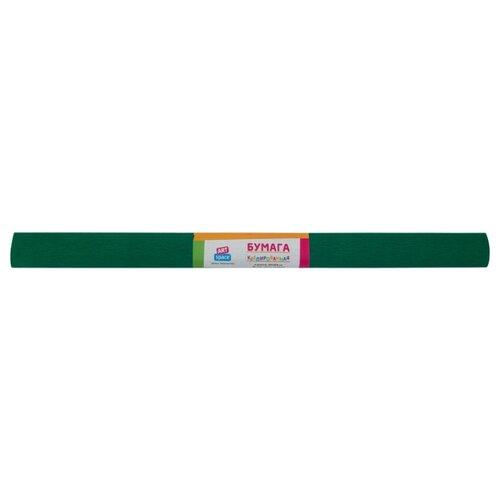 Купить Цветная бумага крепированная в рулоне ArtSpace, 50х200 см, 1 л. 10 наборов в уп., Цветная бумага и картон