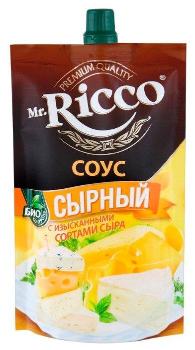 Соус Mr.Ricco Сырный, 210 г