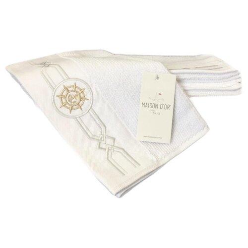Maison D or Полотенце Eleganze банное 85х150 см белый