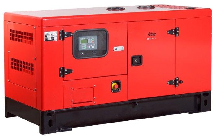 Дизельная электростанция Fubag DS 27 AC ES