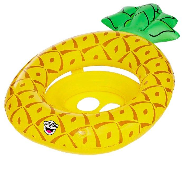 Круг надувной детский BigMouth Pineapple BMLF-0004