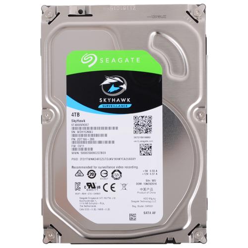 Жесткий диск Seagate SkyHawk 4 TB ST4000VX007