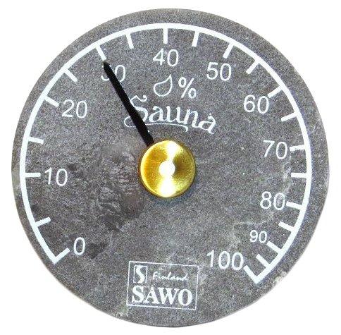 Гигрометр SAWO 290-HR (Талькохлорит, 130x130 мм)
