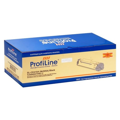 Картридж ProfiLine PL-CE410A-Bk совместимый