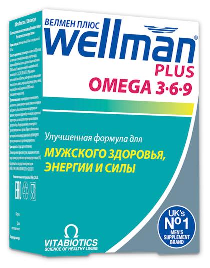Велмен Плюс таблетки 28 шт.+ капсулы 28 шт. — купить по выгодной цене на Яндекс.Маркете