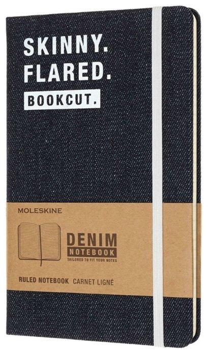 Блокнот Moleskine Skinny 130х210, 120 листов 474942(LCDNQP060S)