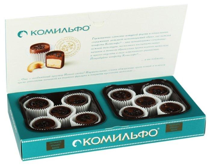 конфеты комильфо фото