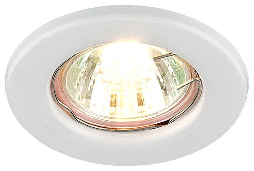 Точечный светильник Elektrostandard 9210 белый
