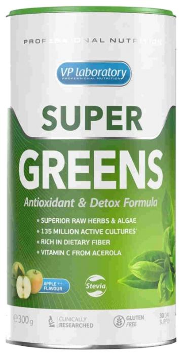 Антиоксидант VP Laboratory Super Greens (300 г)