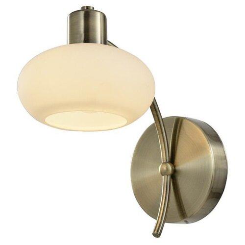 Настенный светильник Arte Lamp Latona A7556AP-1AB, 40 Вт бра светильник настенный arte lamp a5664ap 1ab
