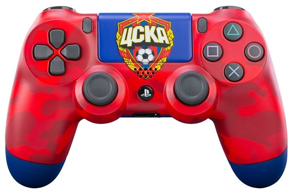 Геймпад Sony DualShock 4 FC CSKA
