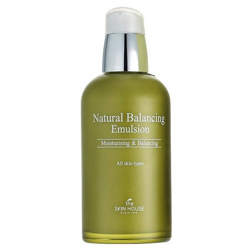 The Skin House Natural Balancing Emulsion Балансирующая эмульсия для лица, 130 мл snp acsys balancing emulsion