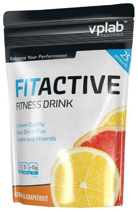 Изотоник VP Laboratory FitActive Fitness Drink (500 г)